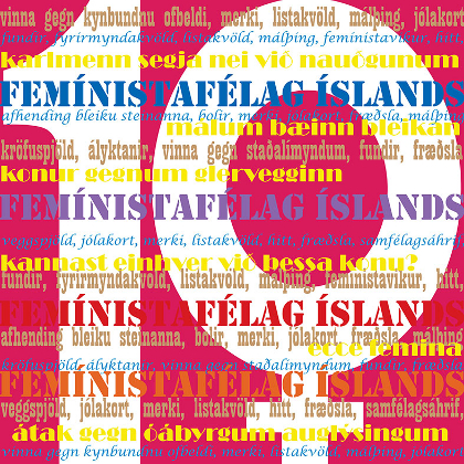The Icelandic Feminist Association (finished)