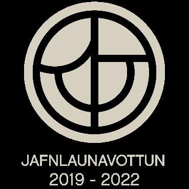 Landsbókasafn Íslands - Háskólabókasafn hlýtur jafnlaunavottun