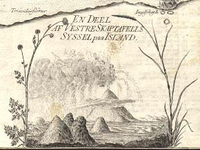 Om jordbranden paa Island i aaret 1783