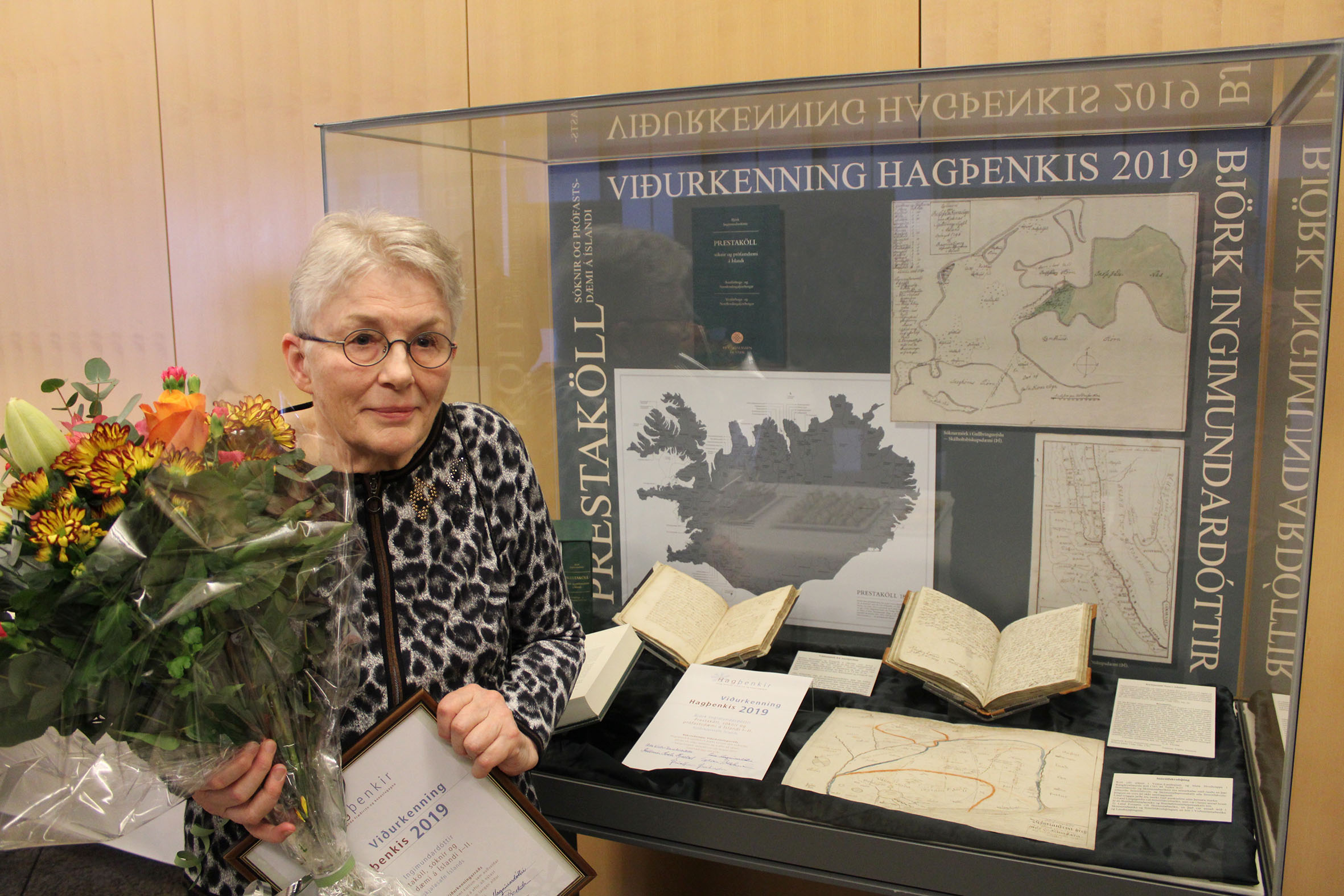 Prestaköll - Hagþenkir Award 2019