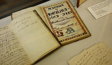 Discovering women's manuscripts