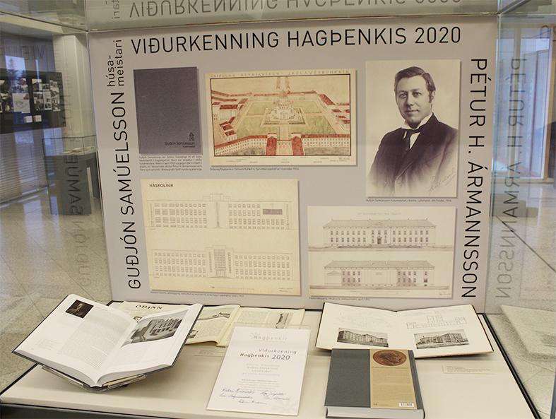 Guðjón Samúelsson by Pétur H. Ármannsson - Hagþenkir Award 2020