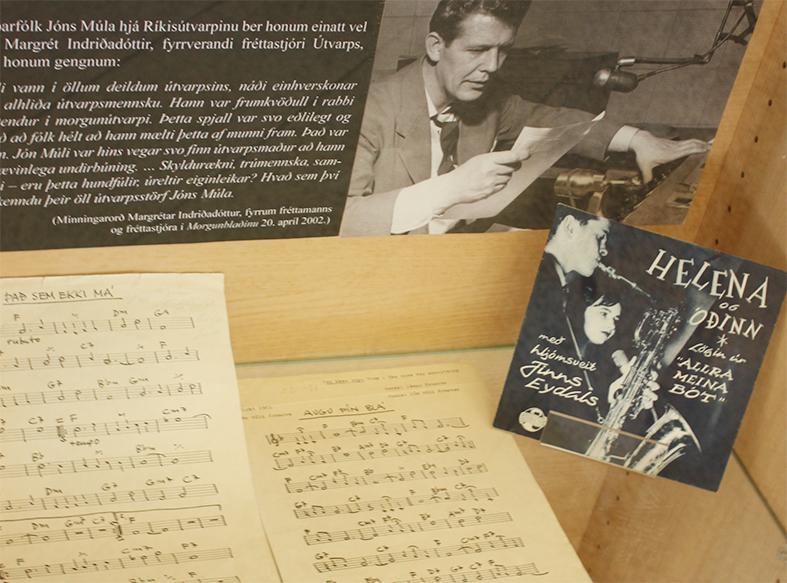 Jón Múli Árnason - 100 years commemoration