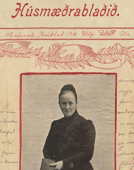 Húsmæðrablaðið 1916