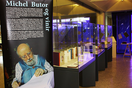 Michel Butor og vinir