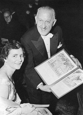 Halldór Laxness´ Nobel Prize for literature 1955 (finished)
